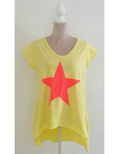 T-SHIRT | STAR | ONESIZE